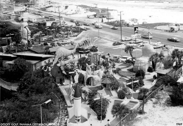 Goofy Golf Panama City Beach 1969 Flickr Photo Sharing
