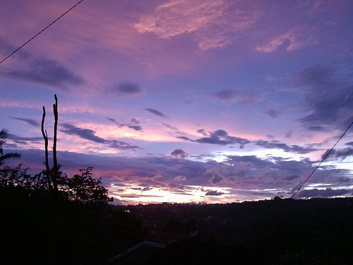 blue sunset sky cloud dark wire violet dago goldenhours
