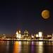 Winter's last Moon by filmflood