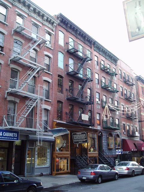 The Lower East Side Tenement Museum New York Flickr