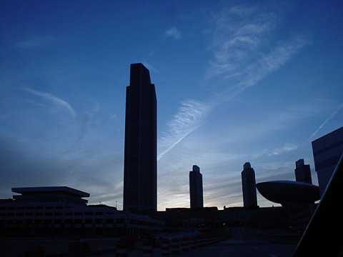Albany Silhouette Flickr Photo Sharing