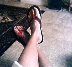 My feetsm