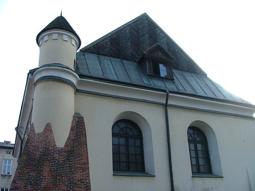 Rzeszow, The Synagogues, Poland
