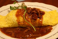 meal, breakfast, curry, omurice, food, dish, cuisine,