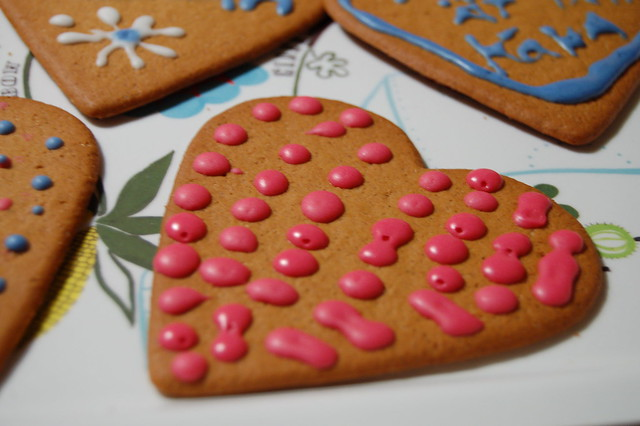 I ♥ gingerbread