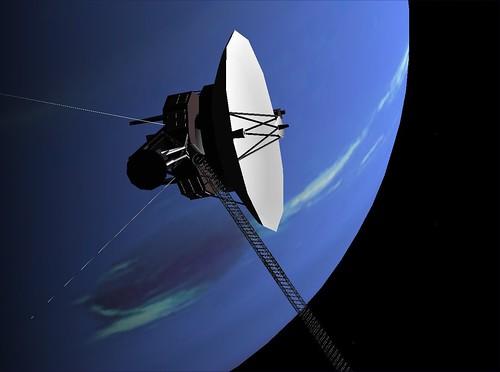 Voyager Neptune