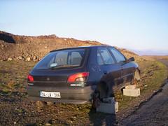 automobile, peugeot, supermini, vehicle, peugeot 306, land vehicle, hatchback,