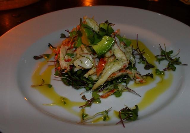 lobster avocado salad | Flickr - Photo Sharing!