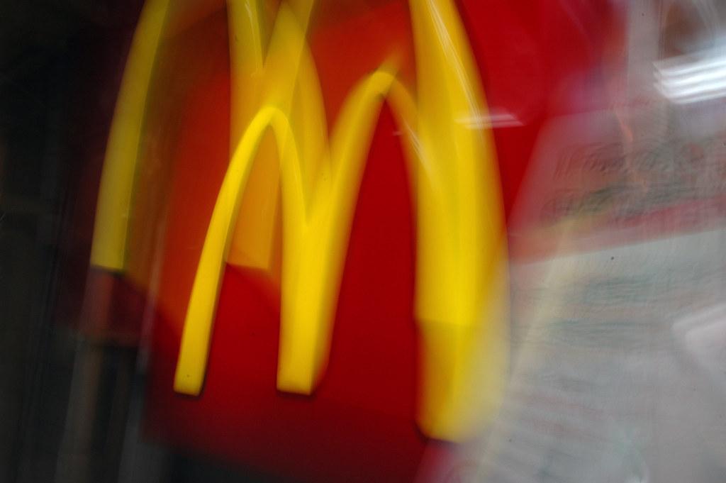 Macdonalds Blur
