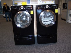 Pretty Washer And Dryer Set At The New Downtown Best Buy
