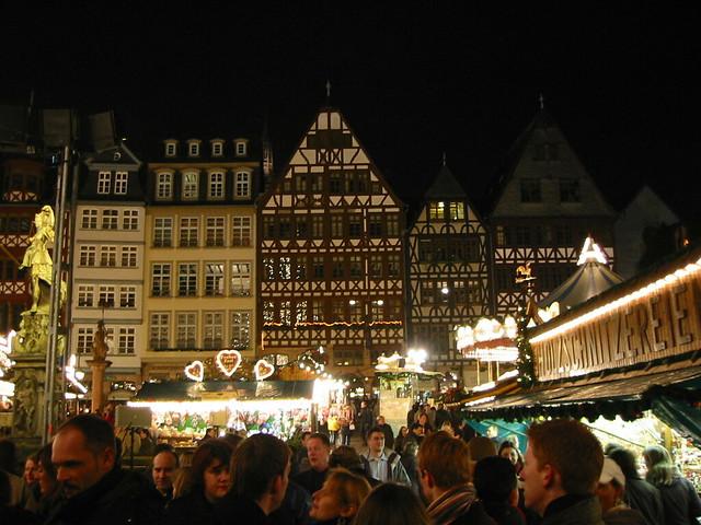 Frankfurt Christmas Market, Canon IXY DIGITAL 300