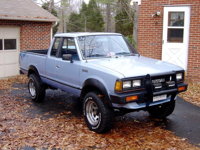 Fourtitude com - Finally got me a truck  1986 Toyota extra