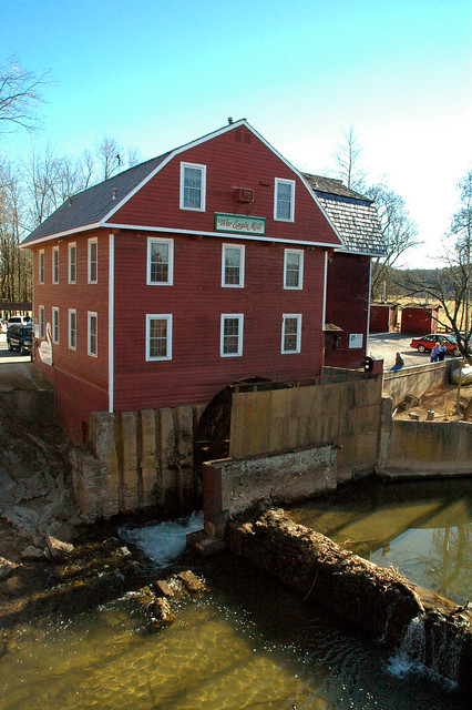 War Eagle Mill Antique Craft Show