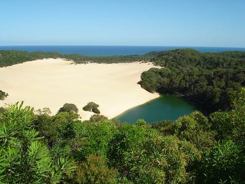 Lake Waddy, Fraser Island