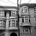 Russian Hill flats, San Francisco by Dave Glass, Photographer