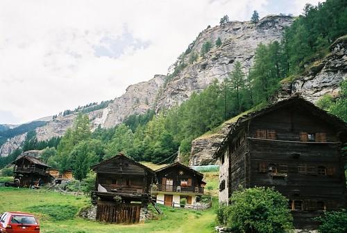 Swiss Chalets