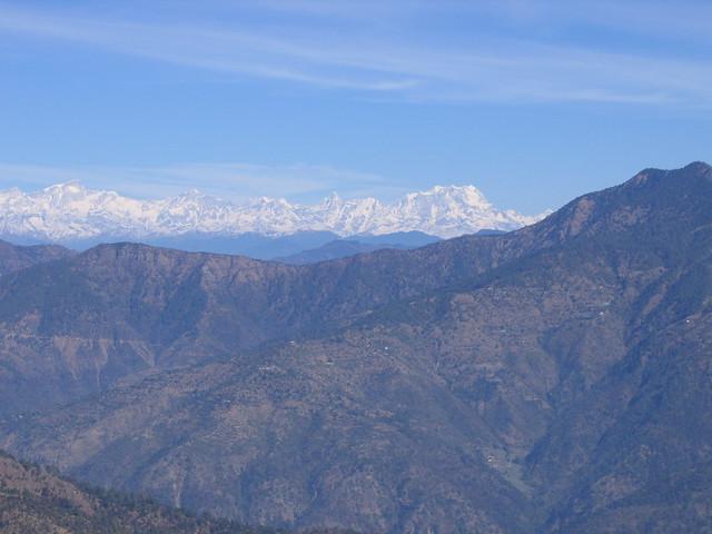 India's Destiny: Mountainous North