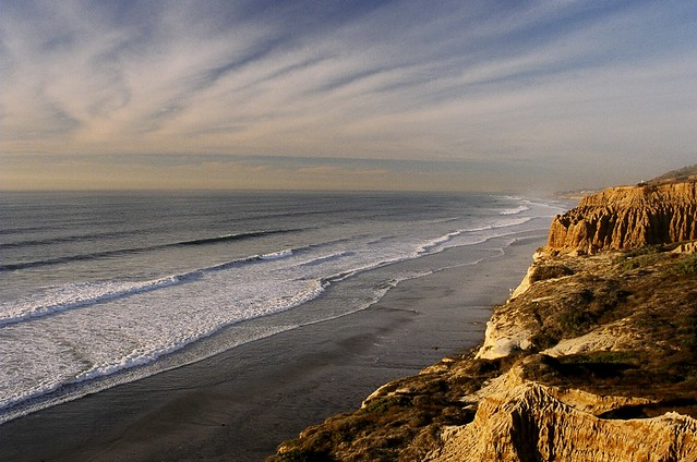 Torrey Pines State Reserve by CC user navin75 on Flickr