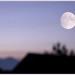 Rising Moon by A r u n a n