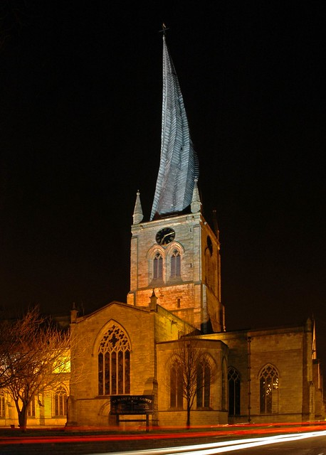 Chesterfield's Twisted 'n' Crooked Church 2