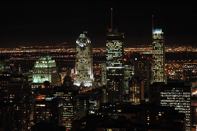 Rencontre one night montreal