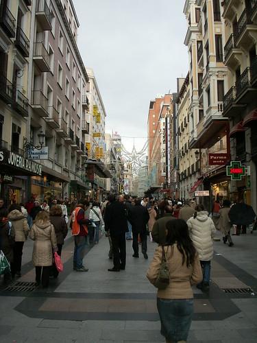 Informaci n para visitar madrid for Busco hotel barato en barcelona