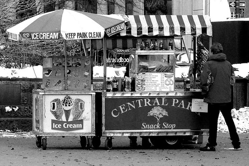 Ice Creams, Hot Dogs & Pretzels