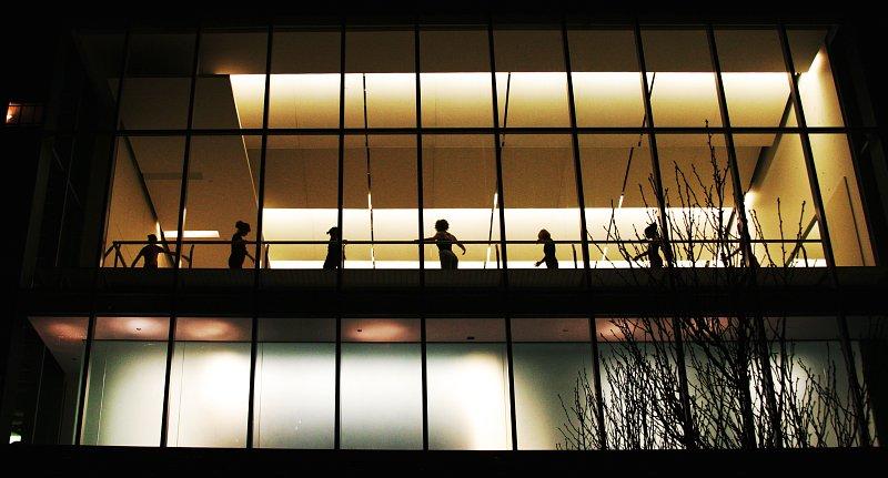 National Ballet School Window