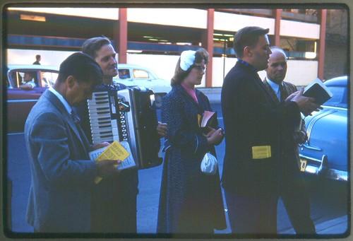 Street Evangelism (ca. 1961)