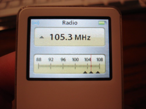 iPod FM Radio Remote