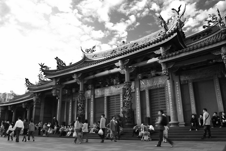 行天宮 Hsing Tien Temple
