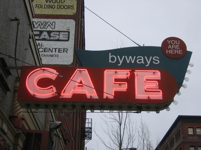 Header of Byways