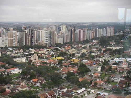 Line of Buildings, Curitiba