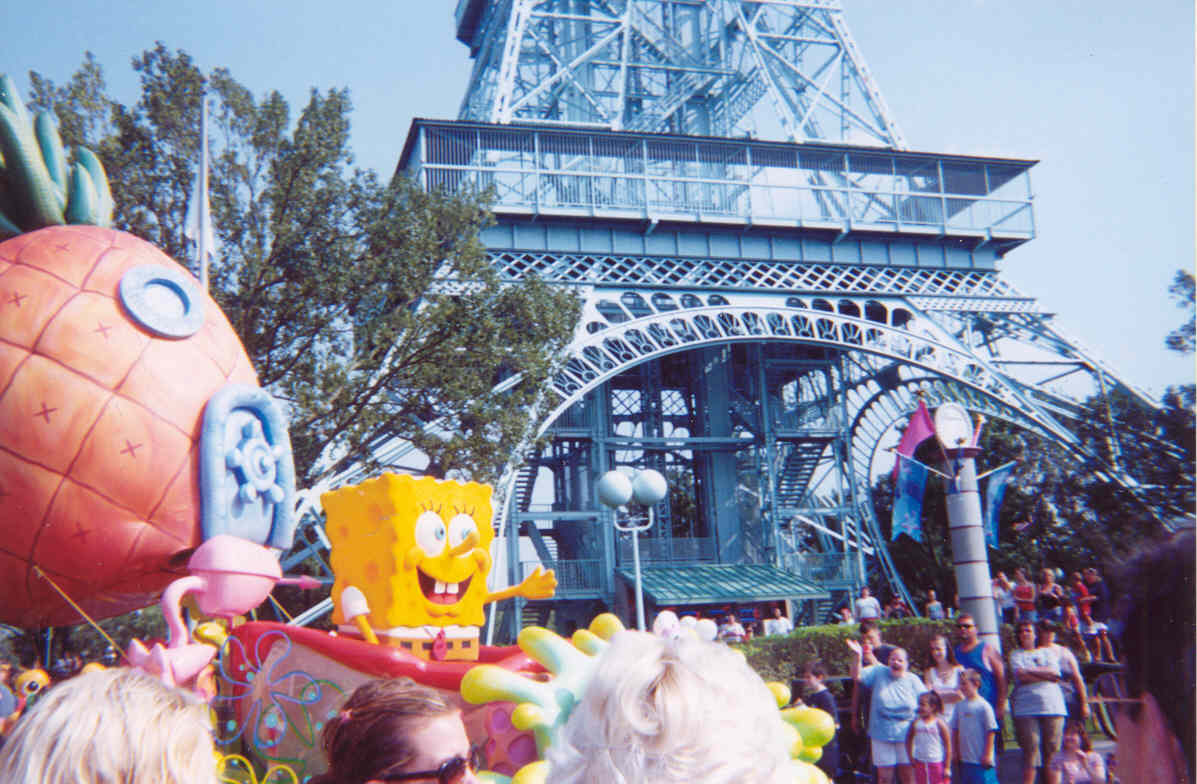 Paramount's Kings Island 2004