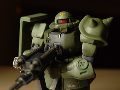 MS-06 ZAKU [Gundam The Origin]