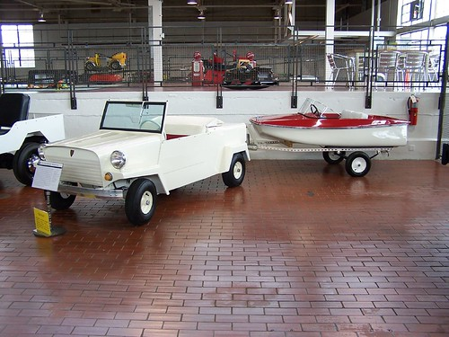 1963 King Midget and Microboat