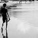 """®Arô Ribeiro - OKÊ. Série """"Inspiração Andrei Tarkóvski - Praia de Pernambuco, Guarujá - SP"""". by Arô Ribeiro"""