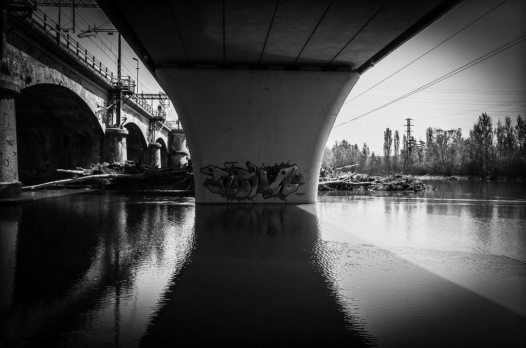 The Bridge on the River Reno III