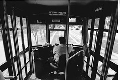 Driving the Street car