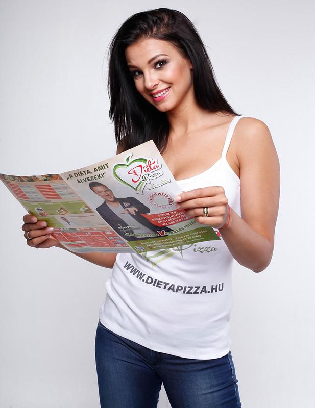 Diéta Pizza étlap
