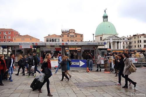 Venezia : Ferrovia (Scalzi)
