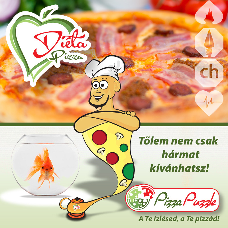 Pizza Dzsinn