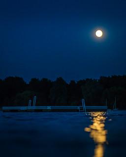 Allersee bei Nacht-2