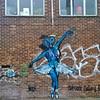 A #neoh ballerina #hackneywick #Streetart #streetartlondon #graffiti