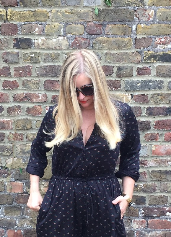 Sasha Wilkins for Topshop Archive