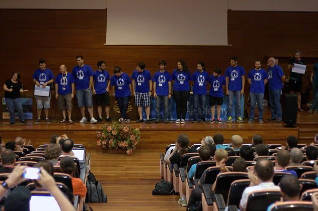 Akademy team