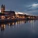Abends an der Elbe by uwe.winter