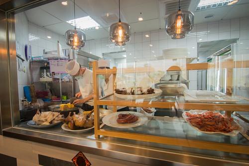 台南夢時代必吃美食-阿霞飯店之錦霞樓 (1)