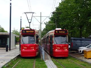 31 juli 2015 - spoorvernieuwing Haagweg