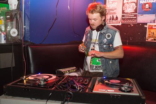 DJ Peter Lowe